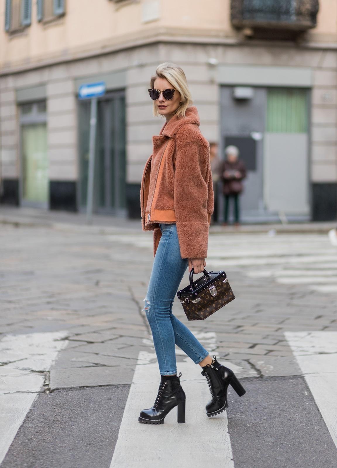 Designer S Coat   Fashion Designers Remix Lambskin Coat Citizens Of Humanity Jeans