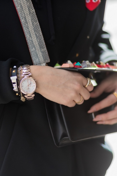 Sheen Bluetooth Watch Lisa Hahnbück Fashion Blog