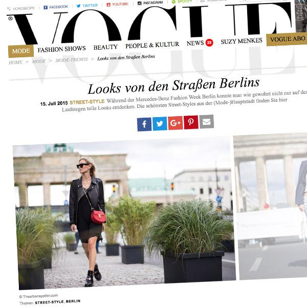 Lisa Hahnbück Vogue
