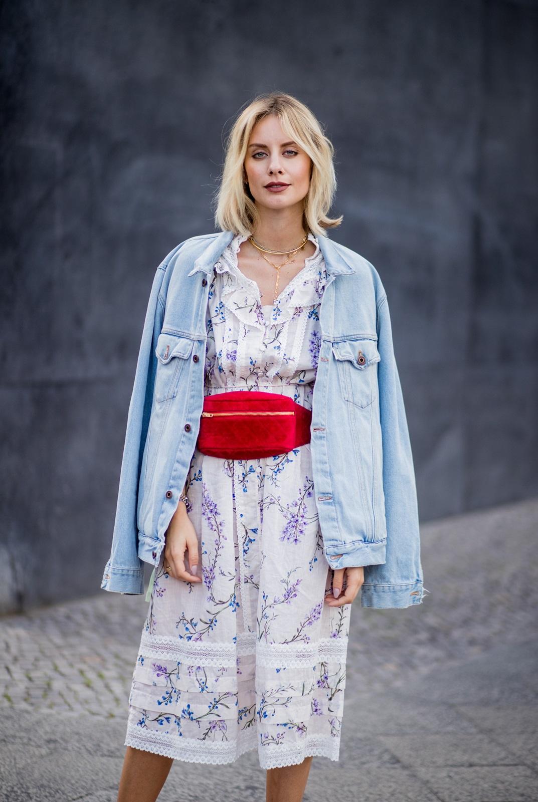 Outfit Vintage Chanel Belt Bag Luxussachen.com