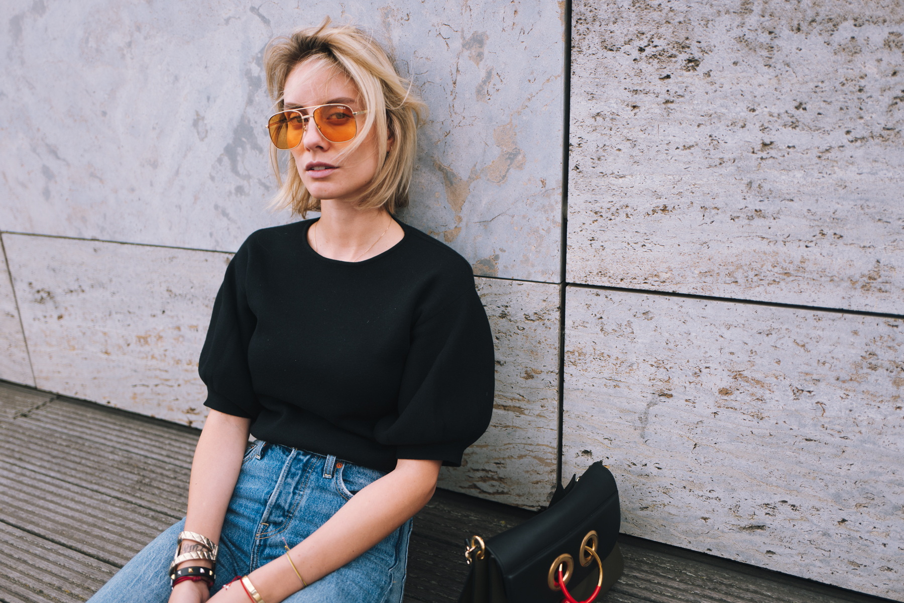 Balenciaga x Colette Outfit Fashion Blogger Düsseldorf Lisa Hahnbück