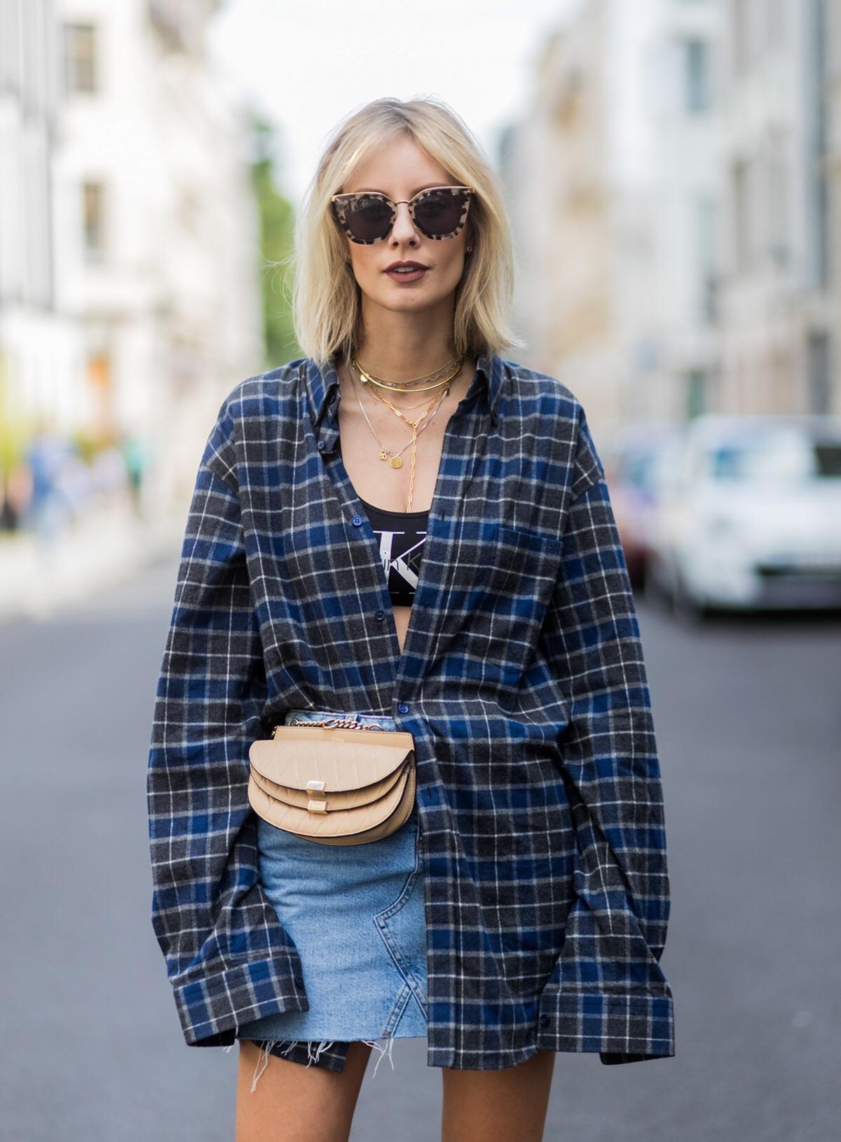 Balenciaga oversized shirt lisa hahnbück fashion blog düsseldorf bloggerin