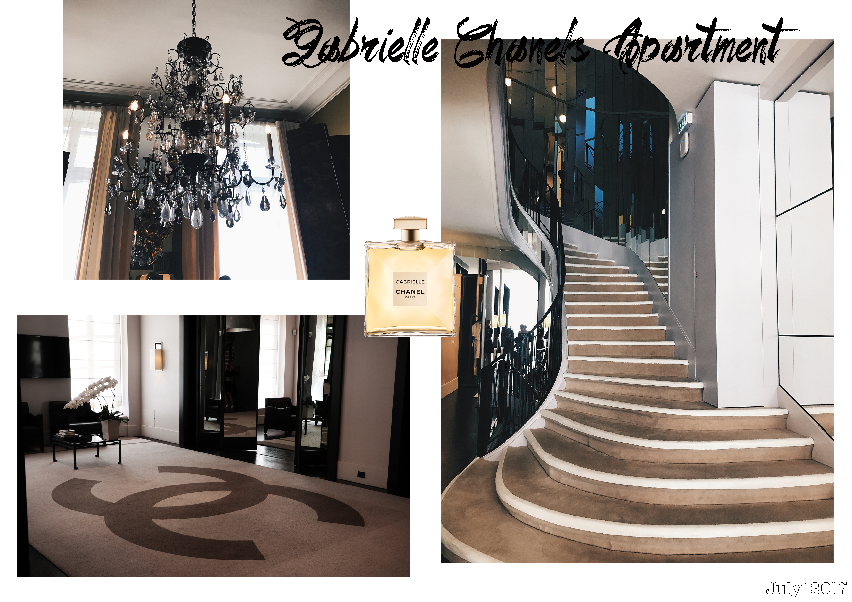 Gabrielle Chanel fragrance Paris Lisa Hahnbück Fashion Blogger