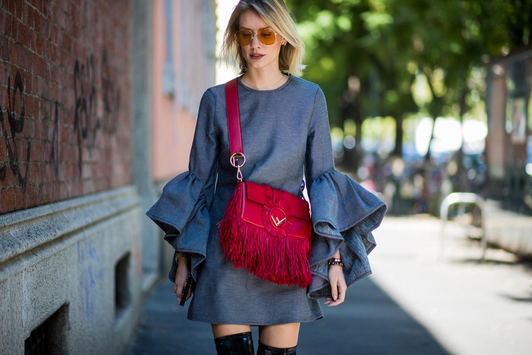 Fendi Show Milan Fashion Week Lisa Hahnbück Fashion Blogger