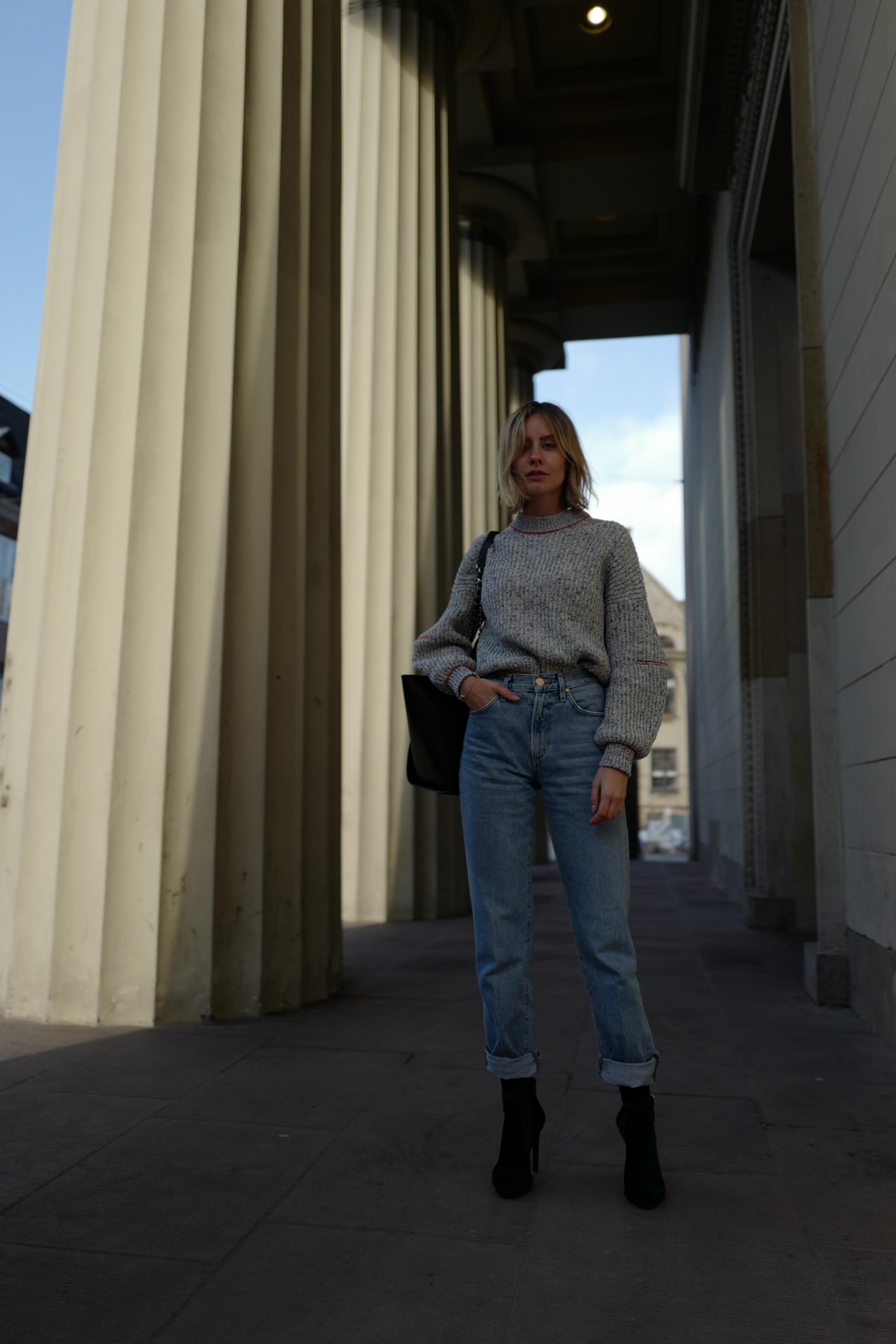 Tommy Hilfiger Gigi Hadid puffer jacket outfit lisa hahnbück fashion blogger