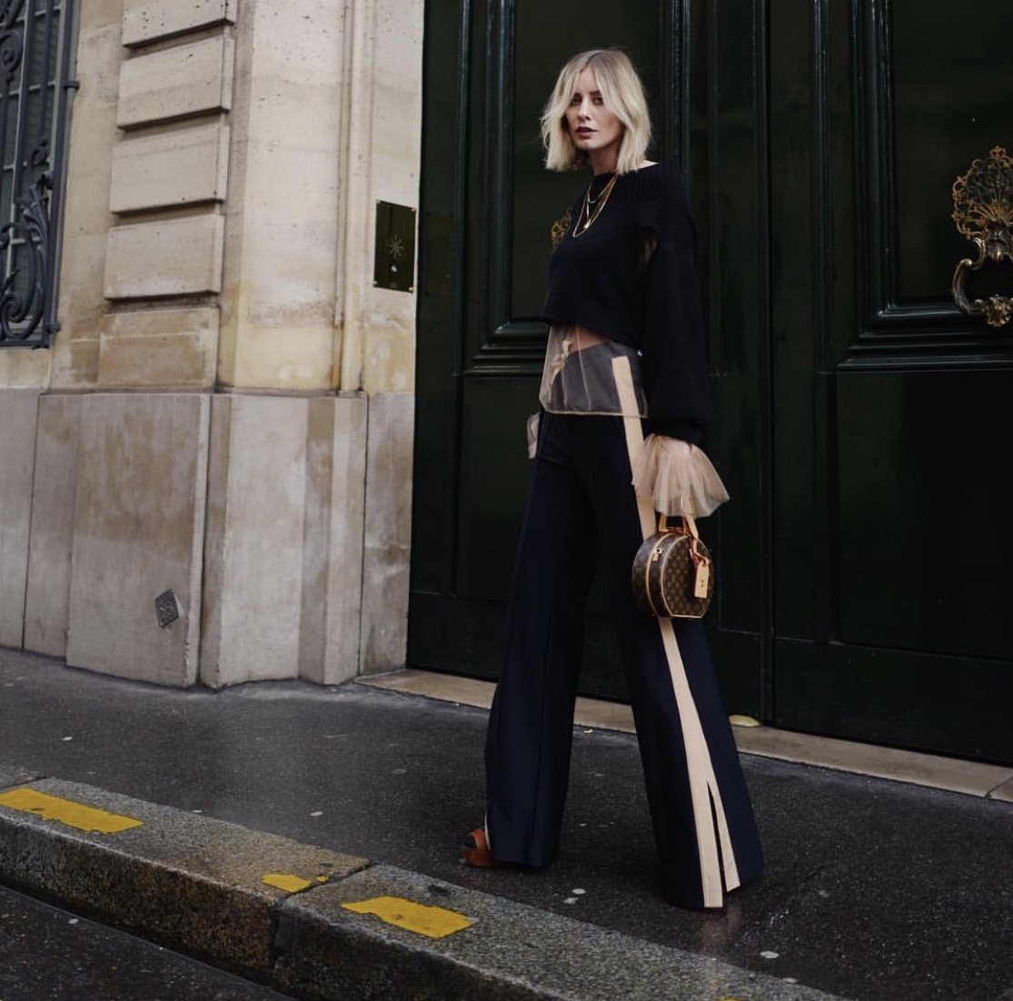 Paris Fashion Week Outfits Lisa Hahnbück Fashion Blogger Germany