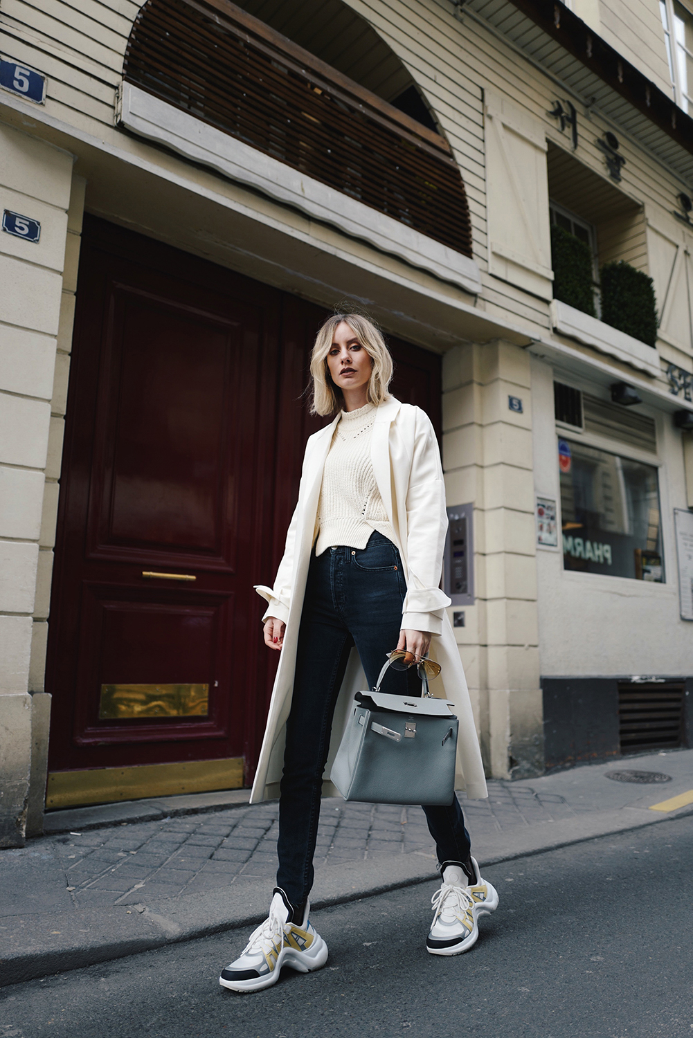 Paris Fashion Week Outfit Lisa Hahnbück Fashion Blogger
