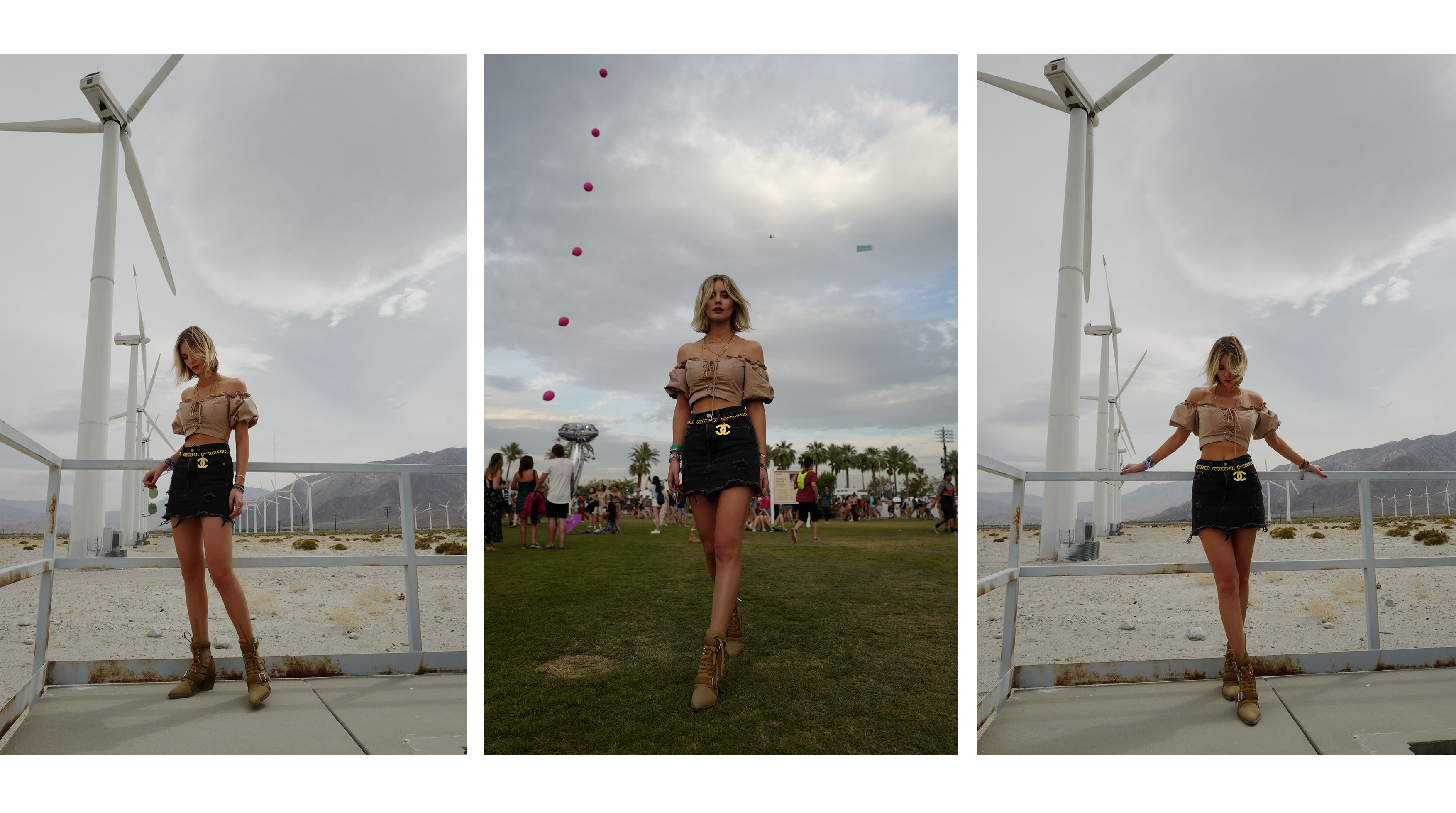 My Coachella Outfits Fashion Blogger Lisa Hahnbück