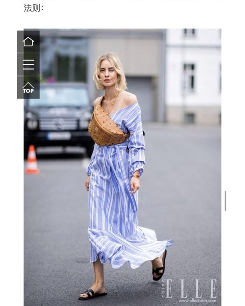 lisa hahnbück presse fashion blogger elle china